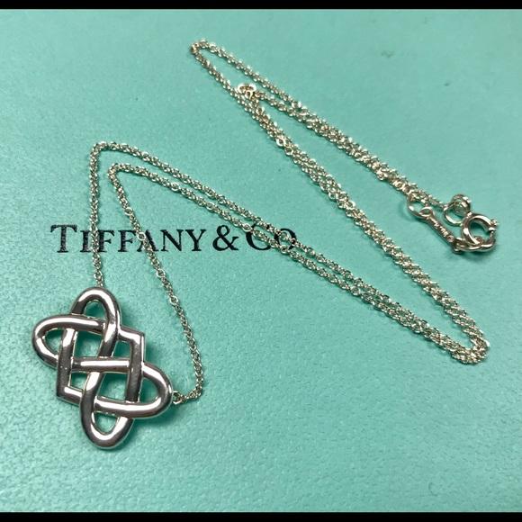 e25d119e6 Tiffany & Co. Jewelry   Tiffanyco Ppicasso Celtic Love Knot Necklace ...